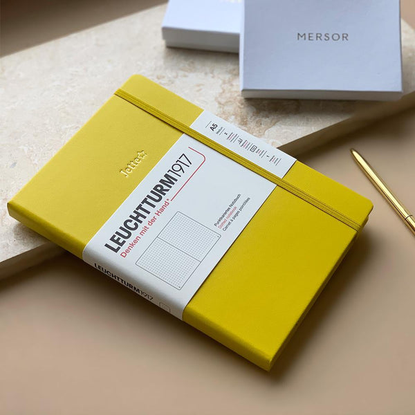 Cahier A5 | Yellow