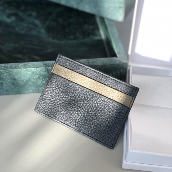 Italian Leather Card Case | MERSOR