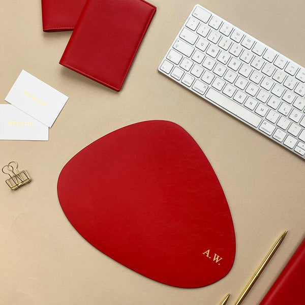 Mouse Pad | Scarlet - Personalisierte Mouse Pads in Knallrot | MERSOR | MERSOR