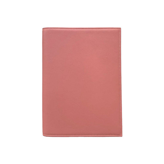 Couverture de carnet A5 | Misty Rose