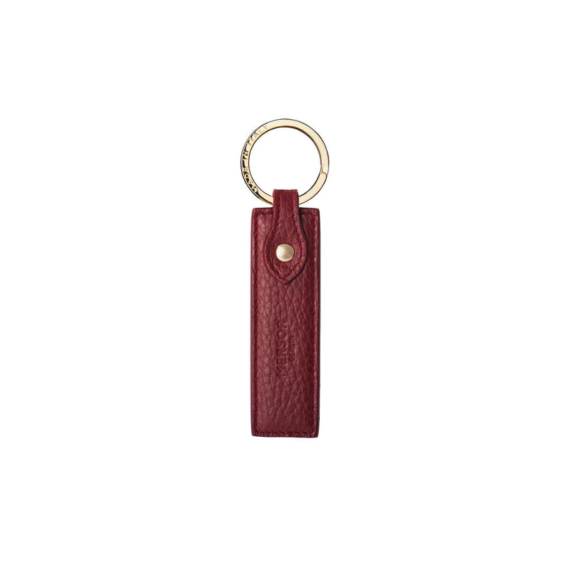 Schlüsselanhänger Classic | Rot & Gold - Personalized Keycharm by MERSOR | MERSOR