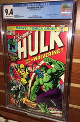 CGC Graded Books
