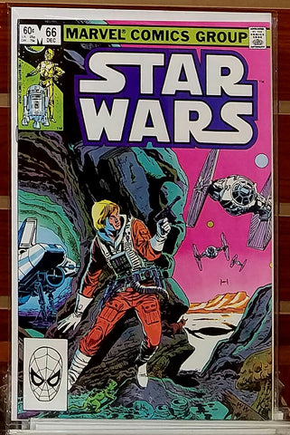 STAR WARS #66 (1982) WALT SIMONSON LUCAS MARVEL-NM