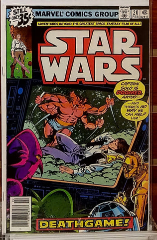 STAR WARS #20 (1979) ARCHIE GOODWIN LUCAS MARVEL-NM-