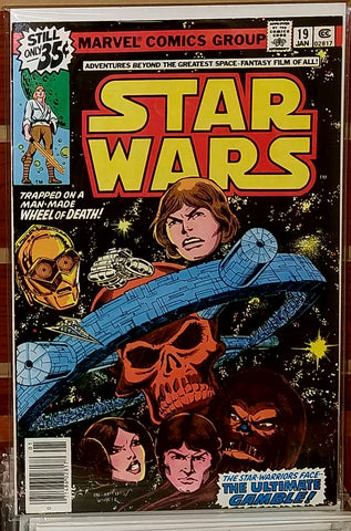 STAR WARS #19 (1979) ARCHIE GOODWIN LUCAS MARVEL-NM