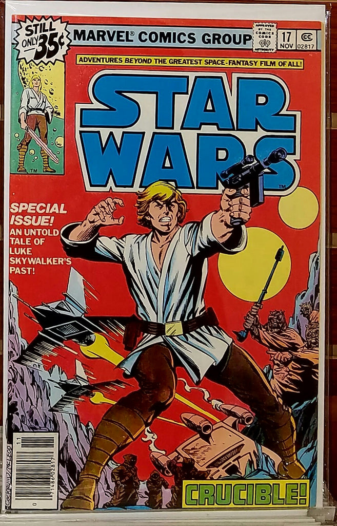 STAR WARS #17 (1978) CHRIS CLAREMONT MARVEL-NM