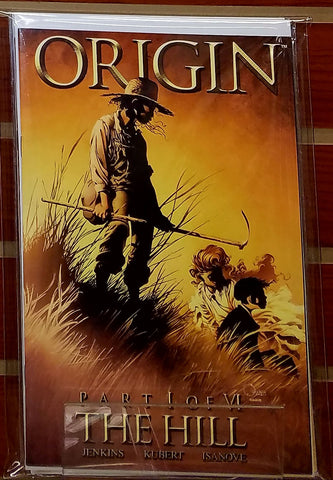 WOLVERINE ORIGIN #1-6 COMPLETE SET (2001)-NM