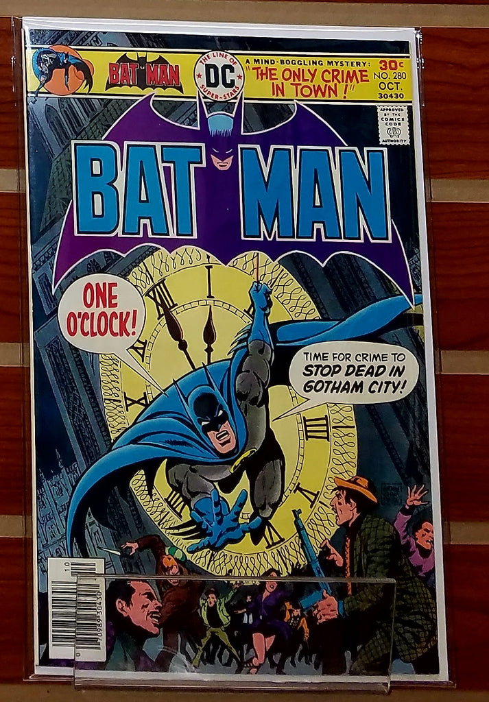BATMAN #280 (1976) DAVID VERN ERNIE CHUA-NM+