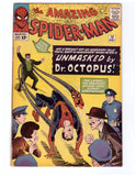 AMAZING SPIDER-MAN #12 (1964) DOCTOR OCTOPUS APPEARANCE DITKO COVER-VF-