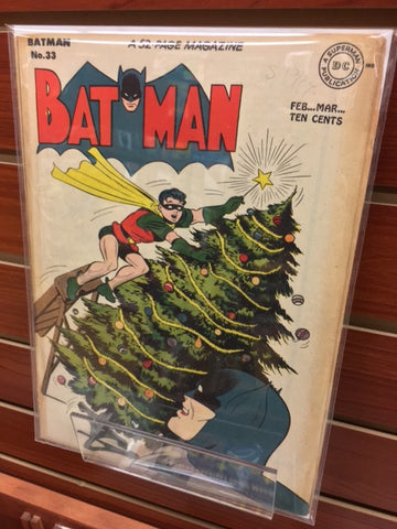 Batman #33 Golden Age (1946) Bob Kane Bill Finger