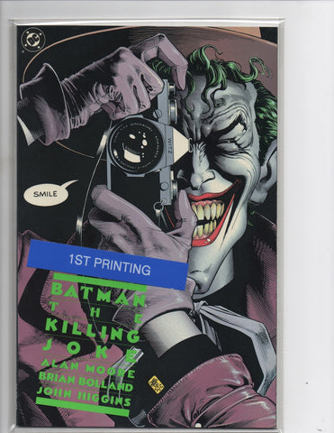Batman The Killing Joke Prestige Format