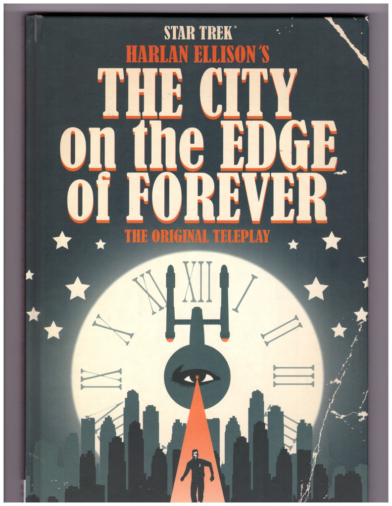HARLAN ELLISON CITY ON THE EDGE OF FOREVER HC-SIGNED