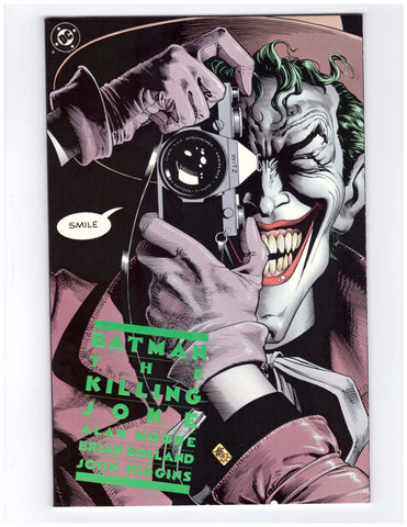 BATMAN: THE KILLING JOKE 1ST PRINT ALAN MOORE JOKER - BLASTOFF COMICS
