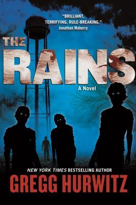 The Rains Paperback Gregg Hurwitz Signed