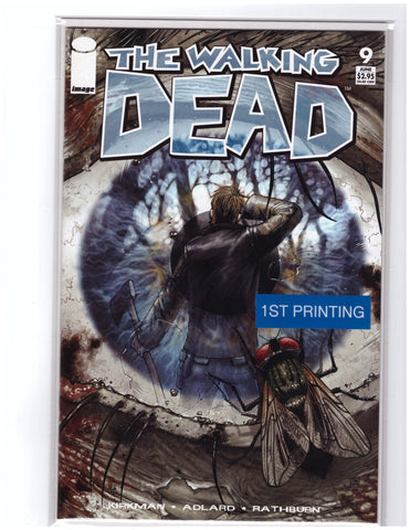 Walking Dead #9 Robert Kirkman NM+ 9.8