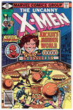X-MEN (1ST SERIES) #123 FINE+/VF SPIDER-MAN COLLEEN WING - BLASTOFF COMICS
