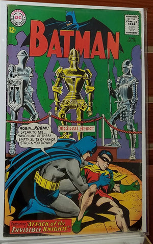 Batman #172 (1965) Justice League Appearance