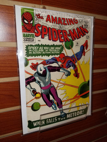 AMAZING SPIDER-MAN #36 (1966) STEVE DITKO COVER