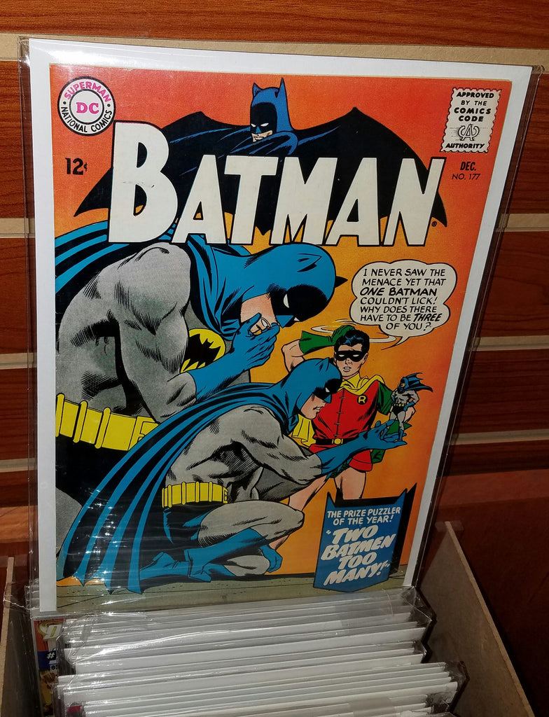 Batman #177 (1965) Carmine Infantino Cover