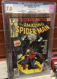 AMAZING SPIDER-MAN #194 1ST APPEARANCE BLACK CAT CGC 7.0 WOLFMAN