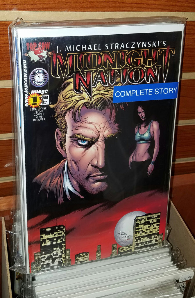 MIDNIGHT NATION #1-#12 COMPLETE SET(2000)-NM