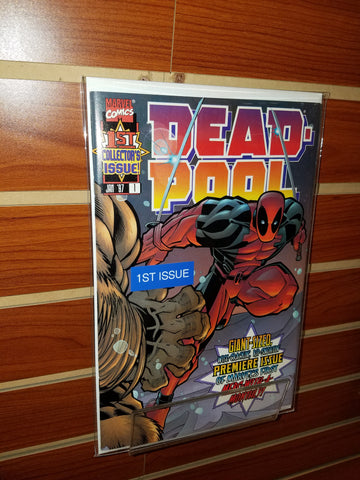 DEADPOOL #1 (1997) ED MCGUINNESS-NM-