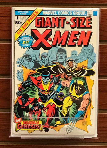 GIANT-SIZE X-MEN #1 1ST APPEARANCE NEW X-MEN - VF