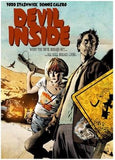 DEVIL INSIDE GRAPHIC NOVEL VOLUME ONE TODD STASHWICK DENNIS CALERO SIGNED