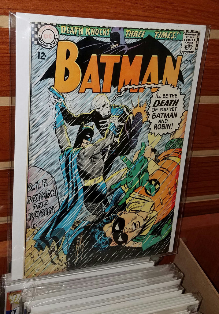 Batman #180 (1966) Gil Kane Cover