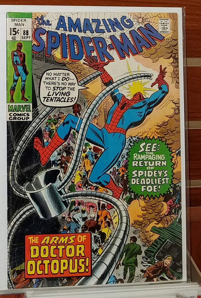 Amazing Spider-Man #88 (1970) Doctor Octopus