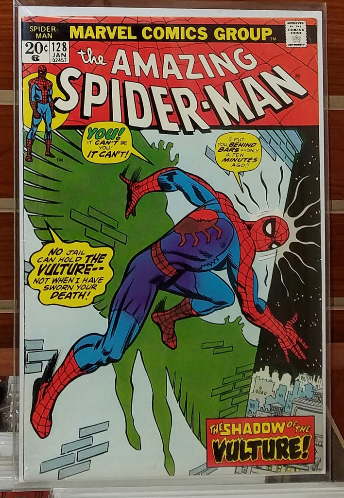 Amazing Spider-Man #128 (1974)