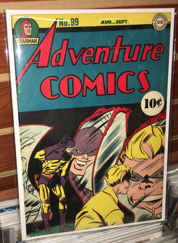 ADVENTURE COMICS #99 (1945) VF+ GOLDEN AGE STARMAN SHINING KNIGHT