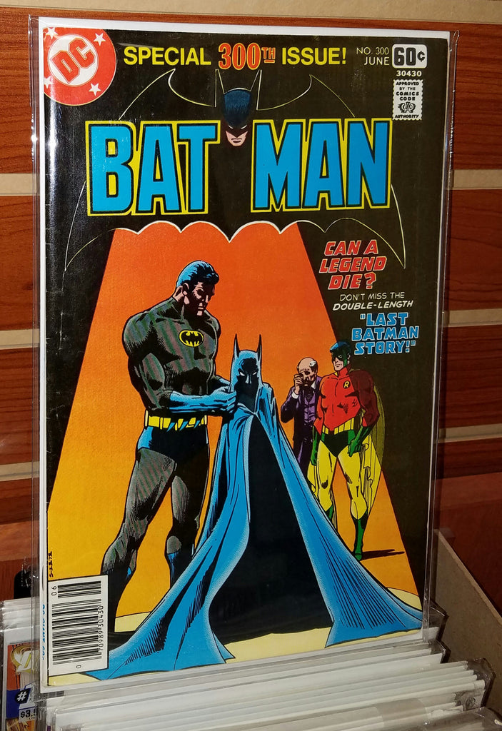 Batman #300 (1978) 300th Anniversary Special