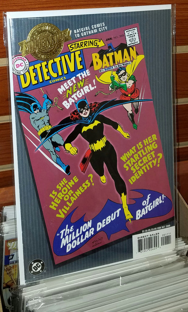MILLENIUM EDITION DETECTIVE COMICS #359 (2000)-NM