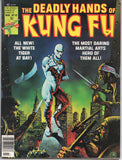 Deadly Hands Kung Fu Magazine #22 1st Jack of Hearts