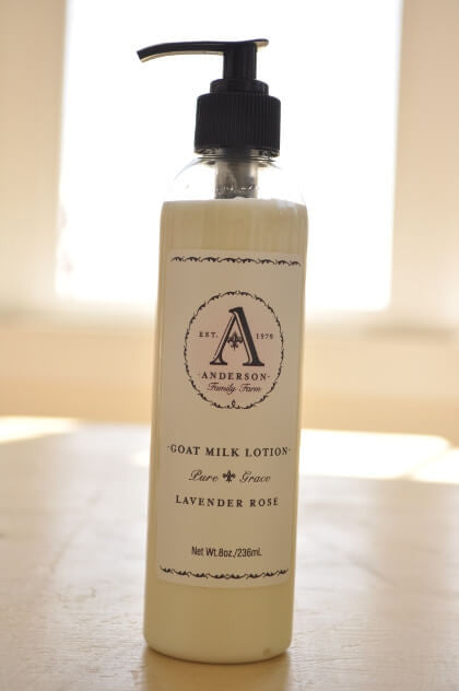 Fresh Natural Lotion