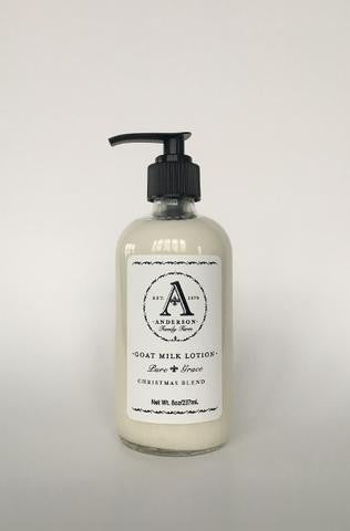 Christmas Goat Milk Lotion Blend