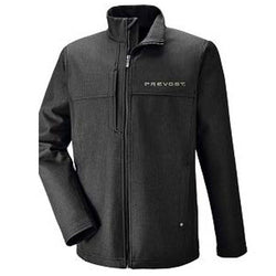 Manteau homme Soft Shell noir