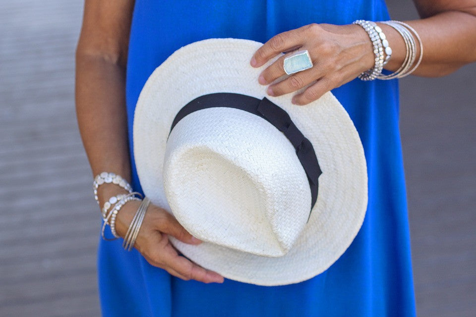 Straw Sun Hats are what you need