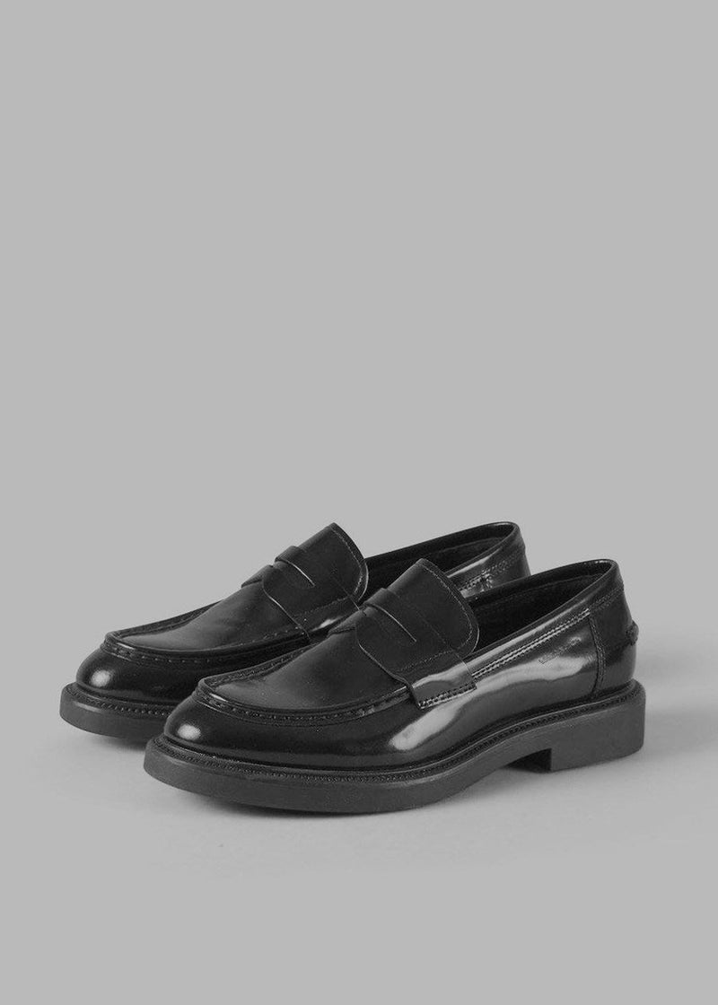 Alex Loafers by Vagabond in Black Shoes Vagabond