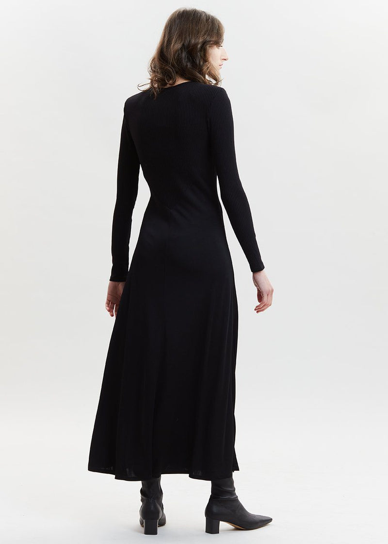 Angela Dress by Rodebjer in Black Dress Rodebjer