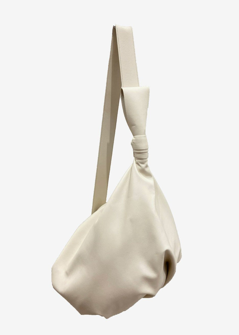 Big Lucky Bag by Low Classic in Ivory Bag Low Classic