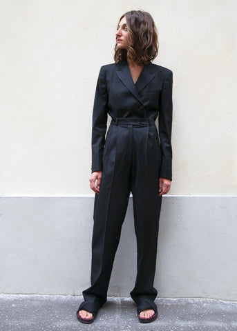 Black Suit Trousers by Studio Cut Pants Studio Cut