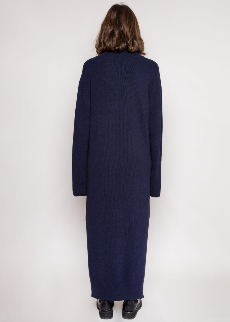 Canaan Dress by Nanushka in Navy Dress Nanushka