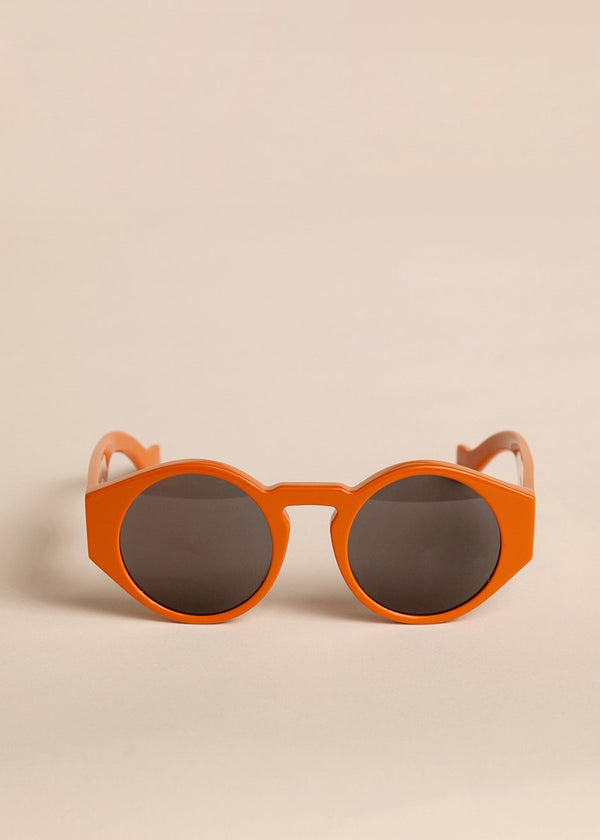 Disc Sunglasses by TOL Eyewear in Orangina Sunglasses TOL Eyewear