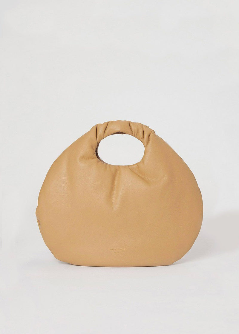 Egg Bag by Low Classic in Beige Bag Low Classic
