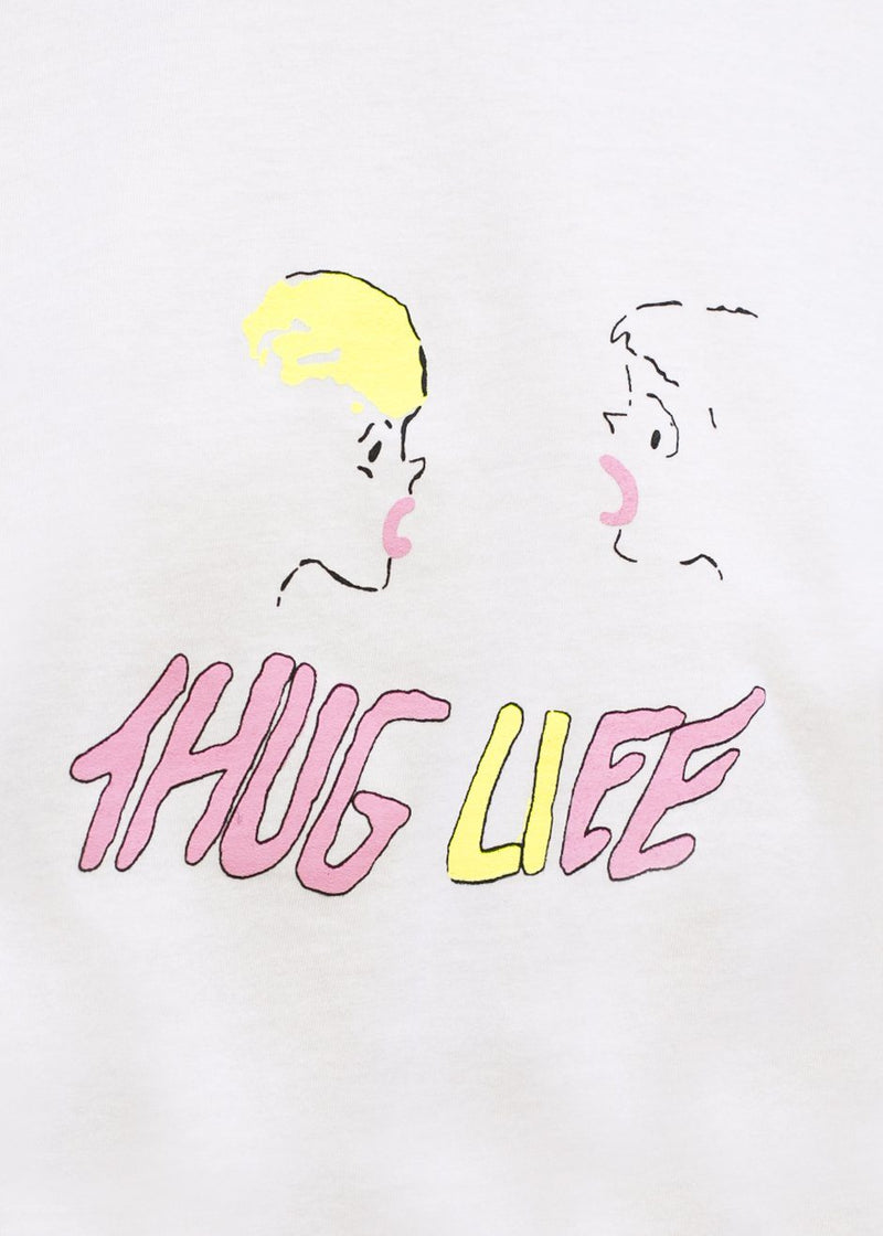 Fundraiser Thug Life T-Shirt top The Frankie Shop