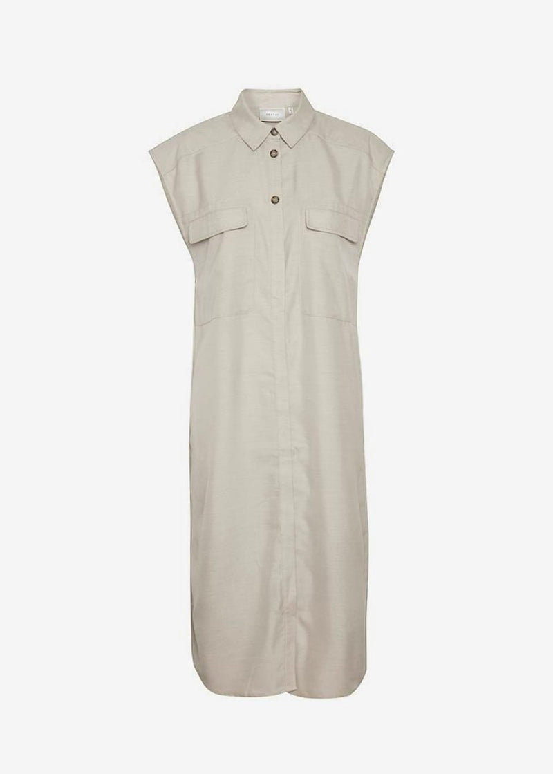 Gestuz Leeja Shirt Dress - Pure Cashmere Dress Gestuz
