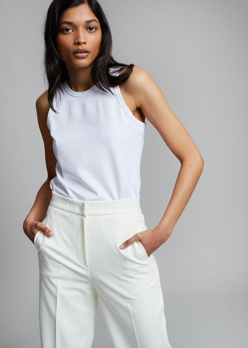 Gestuz Malba Tank in White Top Gestuz