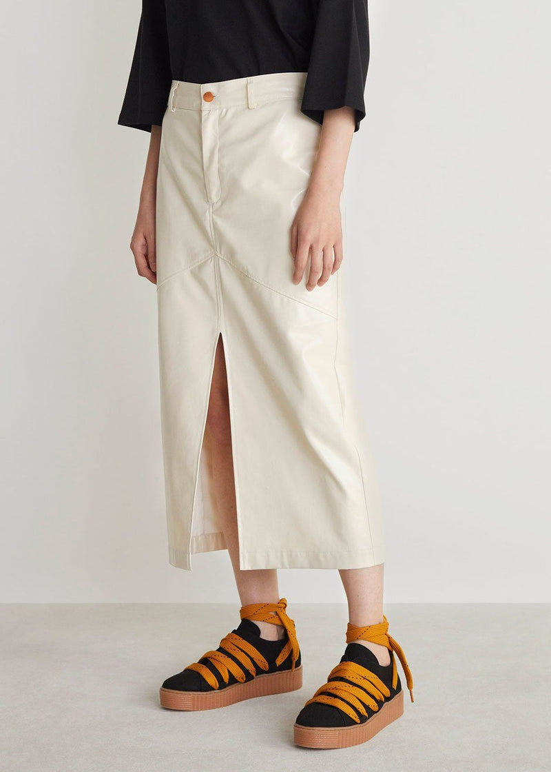 Harmonia Nicco Waxed Skirt by Rodebjer skirt Rodebjer